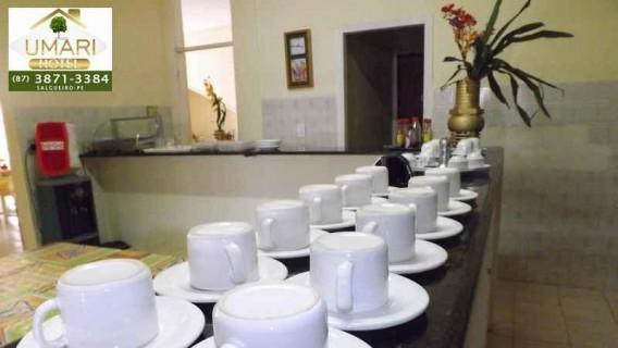Umari Hotel Café da Manhã