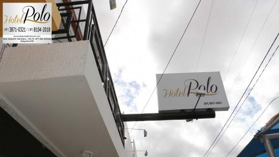 Hospedagem e Turismo em Salgueiro, PE - Hotel Polo