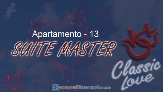 Motel Classic Love - Aptº 13 - SUITE MASTER