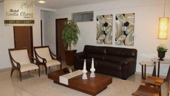 Faça Já sua Reserva no Hotel Santa Clara em Salgueiro,PE