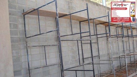 Aluguel de Andaimes SERRA TALHADA - PE