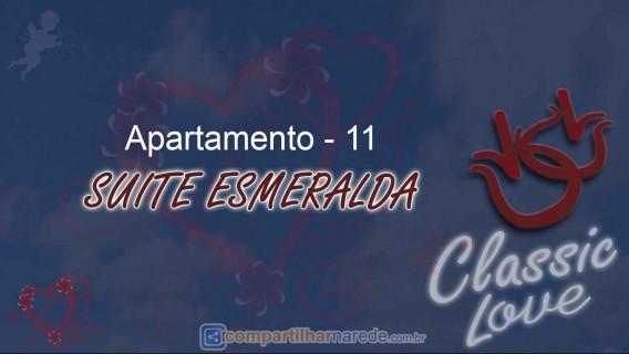 Motel Classic Love - Aptº 11 - SUITE ESMERALDA