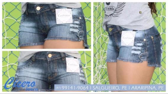 Comprar calças em Salgueiro, PE - Cícero Jeans