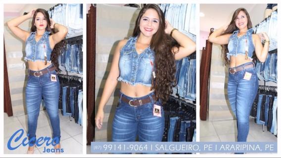 Loja de Roupas em Salgueiro, PE - Cícero Jeans