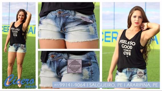 Loja de Roupas Jeans em Salgueiro, PE - Cícero Jeans