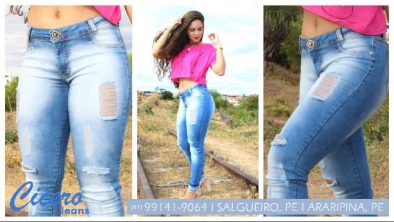 Comprar Jeans em Salgueiro, PE - Cícero Jeans