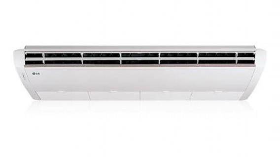 Alta tecnologia com mais economia - LG Split Teto Inverter 35.000 BTU/h, Frio, 220V/1