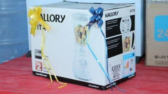 Promoção Dia das Mães 4º Sorteio Um Liquidificador Mallory Vita