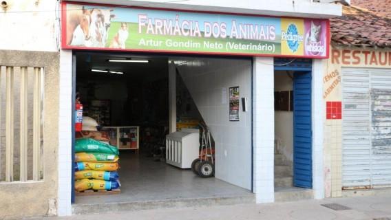 Farmácia dos Animais em Salgueiro - PE