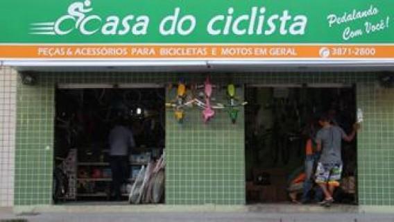 Casa do Ciclista em Salgueiro