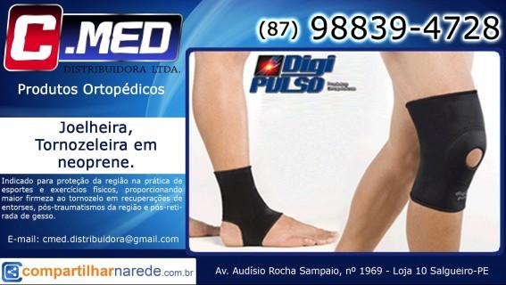 Produtos Ortopédicos em Salgueiro, PE - C-MED Distribuidora LTDA
