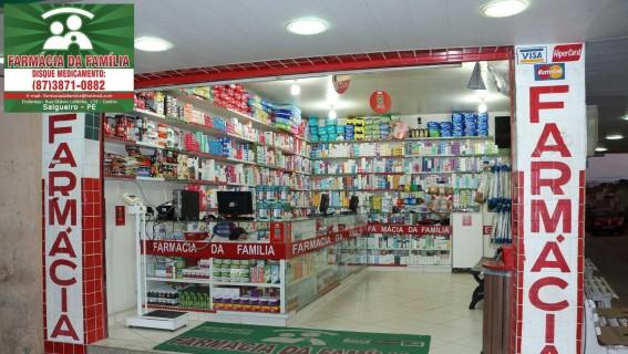 Farmácia da Família em Salgueiro, PE