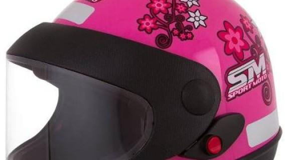 Promoção Capacete Automático - Mandacaru Motos Loja II