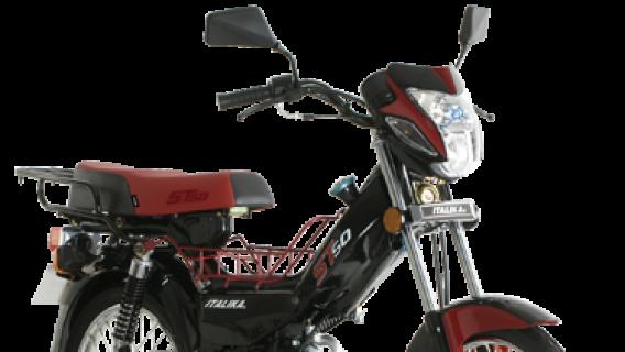 Promoção Mandacaru Motos Loja II - Moto Italika St50 De: R$3.300,00 Por:á vista