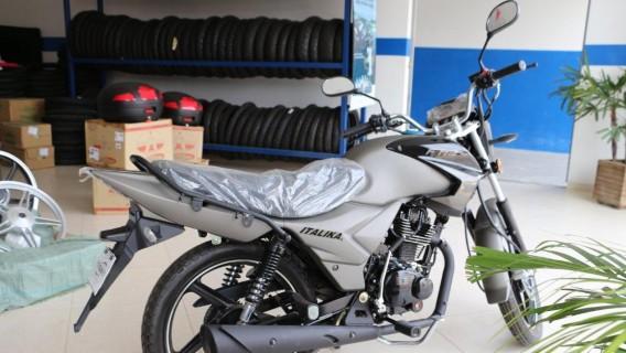 Promoção Mandacaru Motos Loja II - Moto XTS50 De: R$ 5.500,00 Por: á vista