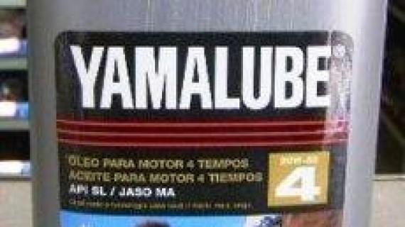 Promoção Mandacaru Motos Loja II - Óleo Yamalube 4t (1l)