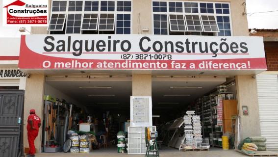 Salgueiro Construções, Materiais de Construção em Salgueiro-PE