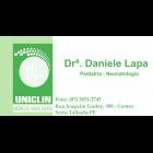 Drª Daniele Lapa