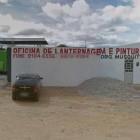 OFICINA DE LANTERNAGEM E PINTURA