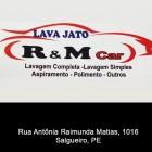 Lava Jato R & M Car