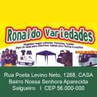 Ronaldo Variedades - Loja de variedades