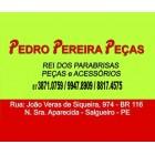 """Pedro Pereira Peças """" Rei dos Parabrisas, Peças e Acessórios"""""""