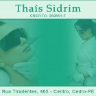 Thaís Sidrim