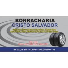 Borracharia Cristo Salvador