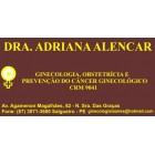 Dra. Adriana Alencar