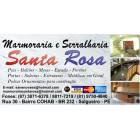 Marmoraria e Serralharia Santa Rosa