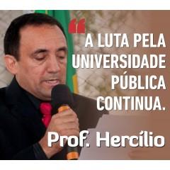 Professor Hercílio