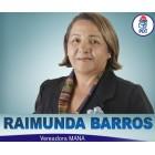 Raimunda Barros Vereadora Mana
