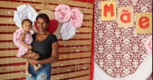 Prefeitura do Salgueiro realiza atividades, em comemoração do dia das Mães.