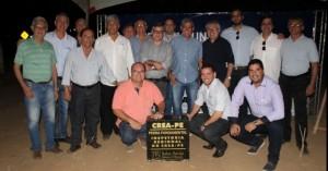 Prefeitura do Salgueiro Faz doação de Terreno para a Construção da Futura inspetoria regional do CREA- PE.