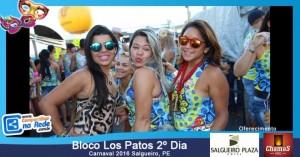Bloco Los Patos 2º Dia - Carnaval 2016