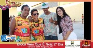 Bloco Vem Que É Noiz 3º Dia - Carnaval 2016