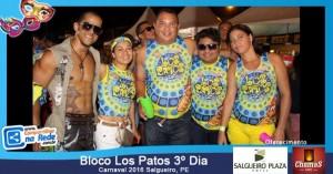 Bloco Los Patos 3º Dia - Carnaval 2016