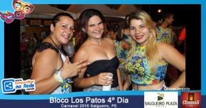 Bloco Los Patos 4º Dia - Carnaval 2016