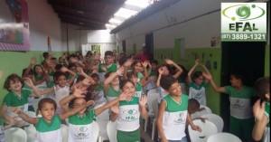 Semana Santa em Cedro, PE - Escola Francisco de Assis Leite realiza atividades para comemorar a Semana Santa