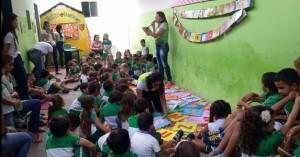 Dia do Livro em Cedro, PE - Dia do livro infantil Monteiro Lobato