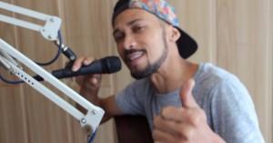 Marcilio Kinô  - Lançamento da carreira como cantor
