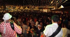 Muita alegria e paz na terceira noite do São João de Salgueiro
