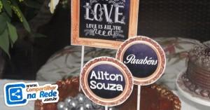 Aniversário do empresário Ailton Souza