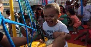 Prefeitura Municipal de Salgueiro Realiza Festa do dia das Crianças.
