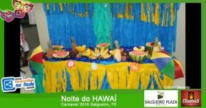 Noite do Hawaí em Salgueiro, PE - Carnaval 2016