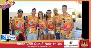 Bloco Vem Que É Noiz 1º Dia - Carnaval 2016