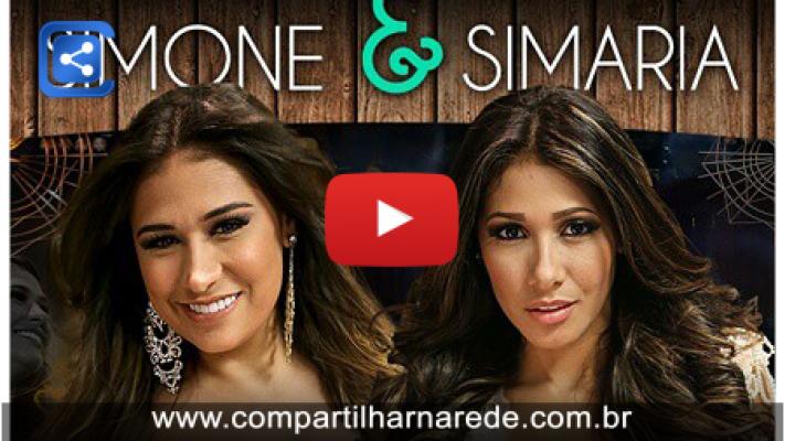 Simone e Simaria  Novo DVD