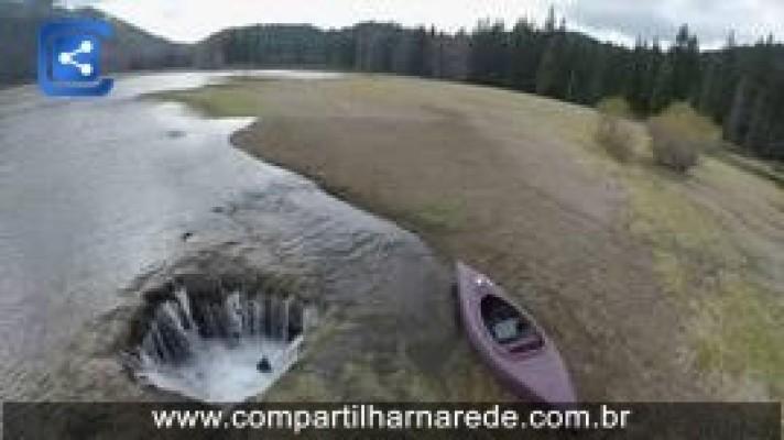 Mistério de 'lago perdido' que desaparece anualmente intriga cientistas
