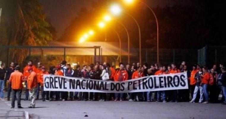 Prisão de Lula deu origem à greve de petroleiros