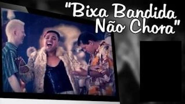 """Tirulipa faz paródia de """"Porque Homem Não Chora"""", do cantor Pablo; Assista MUITO ENGRAÇADO!!!"""